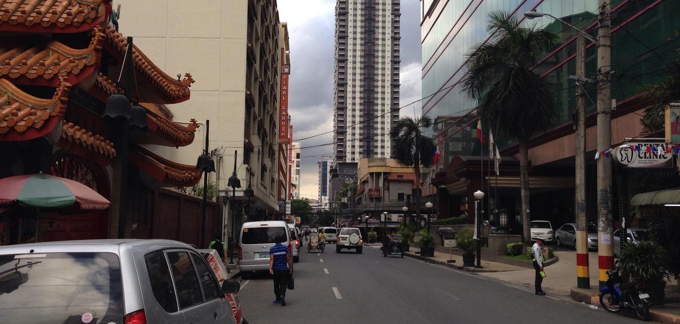 Rizal Park Hotel -Adriatico Street
