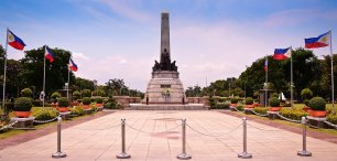Rizal Park Hotel - attractions