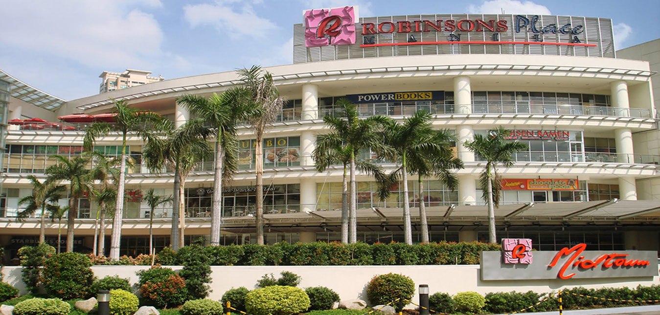 Rizal Park Hotel -Robinsons Place Manila