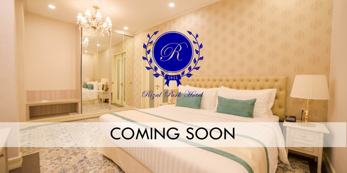 Rizal Park Hotel - coming soon