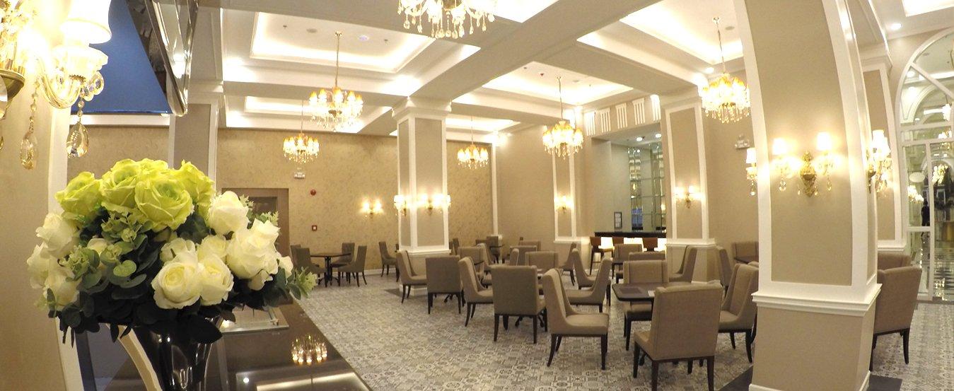 Rizal Park Hotel - dining