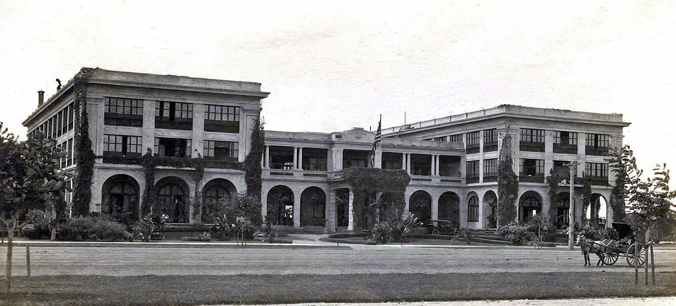 Rizal Park Hotel - banner