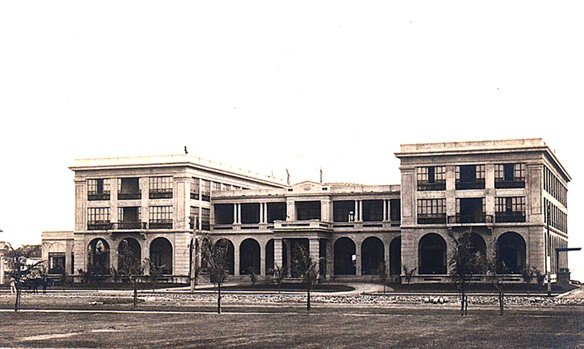 Rizal Park Hotel - The history of The Ritz
