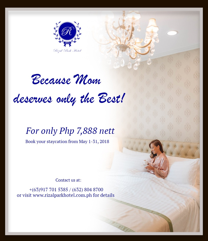 Rizal Park Hotel - Unlimited Ribs